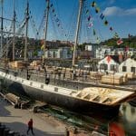 SS Great Britain, copyright of the 'Visit Bristol' website.