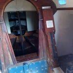 A49 Terrapin main bulkhead