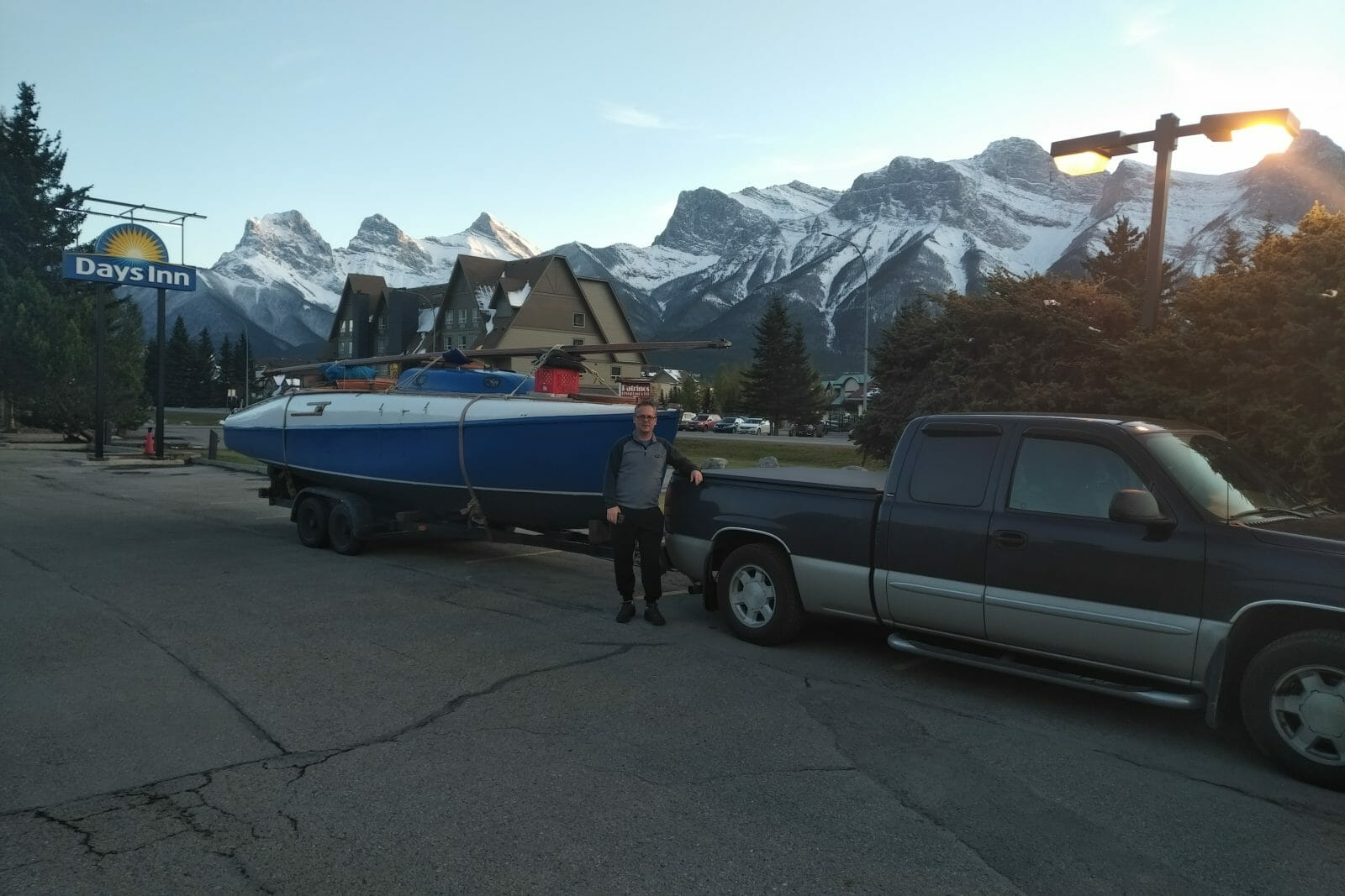 A38 - across Canada