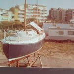 A35 ashore in  Agde from Bernard Blavier 01