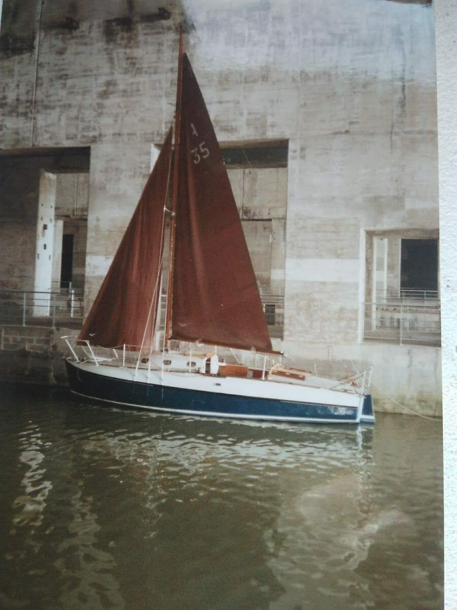 1993 A35 Sold to Conservatoire de Plaisance in Bordeaux