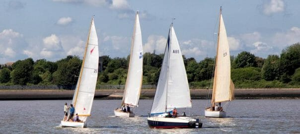 Atalanta racing in classic handicap race