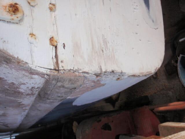 A98 Quater damage November 2019