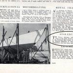 1958 Daily Express Boat Show Prize - An Atalanta!