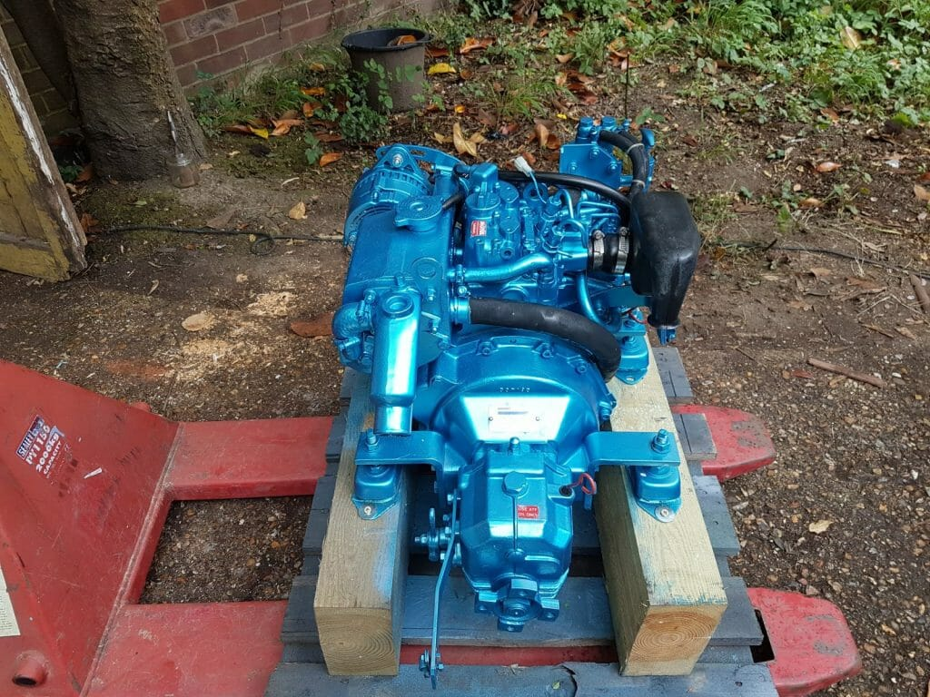 New engine for A5