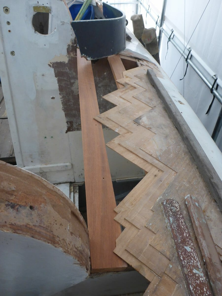 Side Deck Strengthening