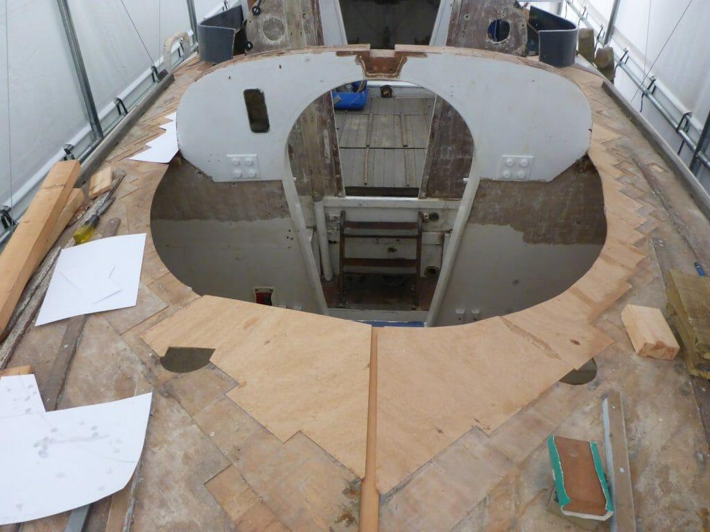 Side Deck Progress