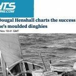 Hot Wood - Dougal Henshaw writes on Fairey Marine Hot Moulding