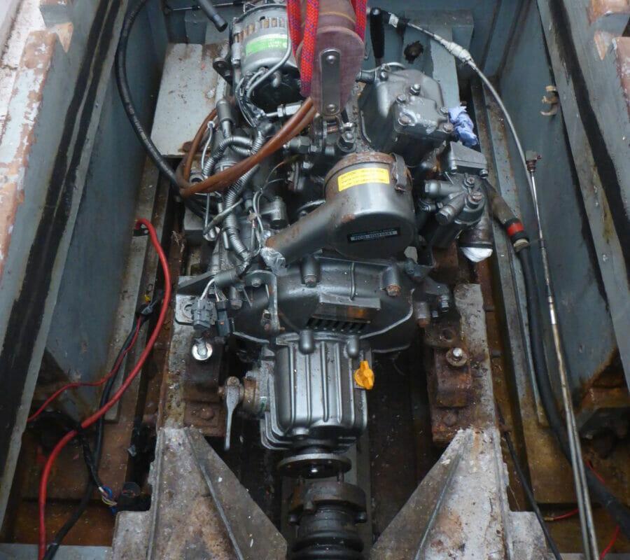 Bluster's Engine