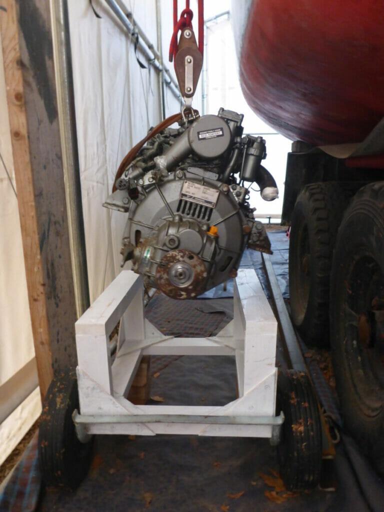 The Engine Cradle
