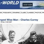 Dougal Henshaw writes about Charles Currey
