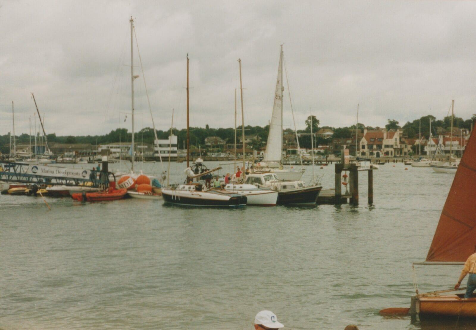 1996 MDL Event Hamble 007
