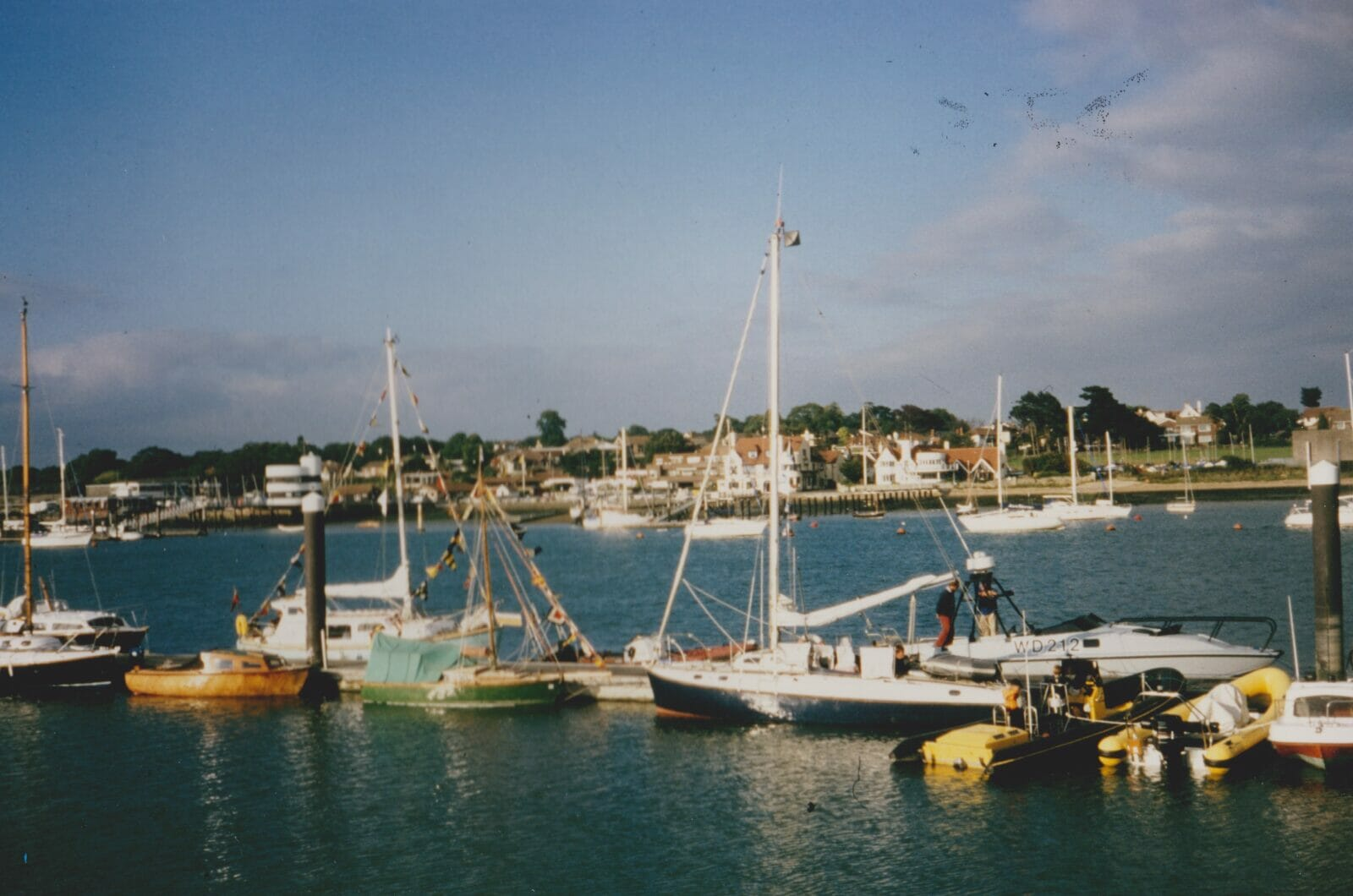 1996 MDL Event Hamble Shoal Waters and A183 Bluster 005