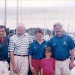 1996 MDL Fairey Marine 50th Anniversary Event Hamble 01