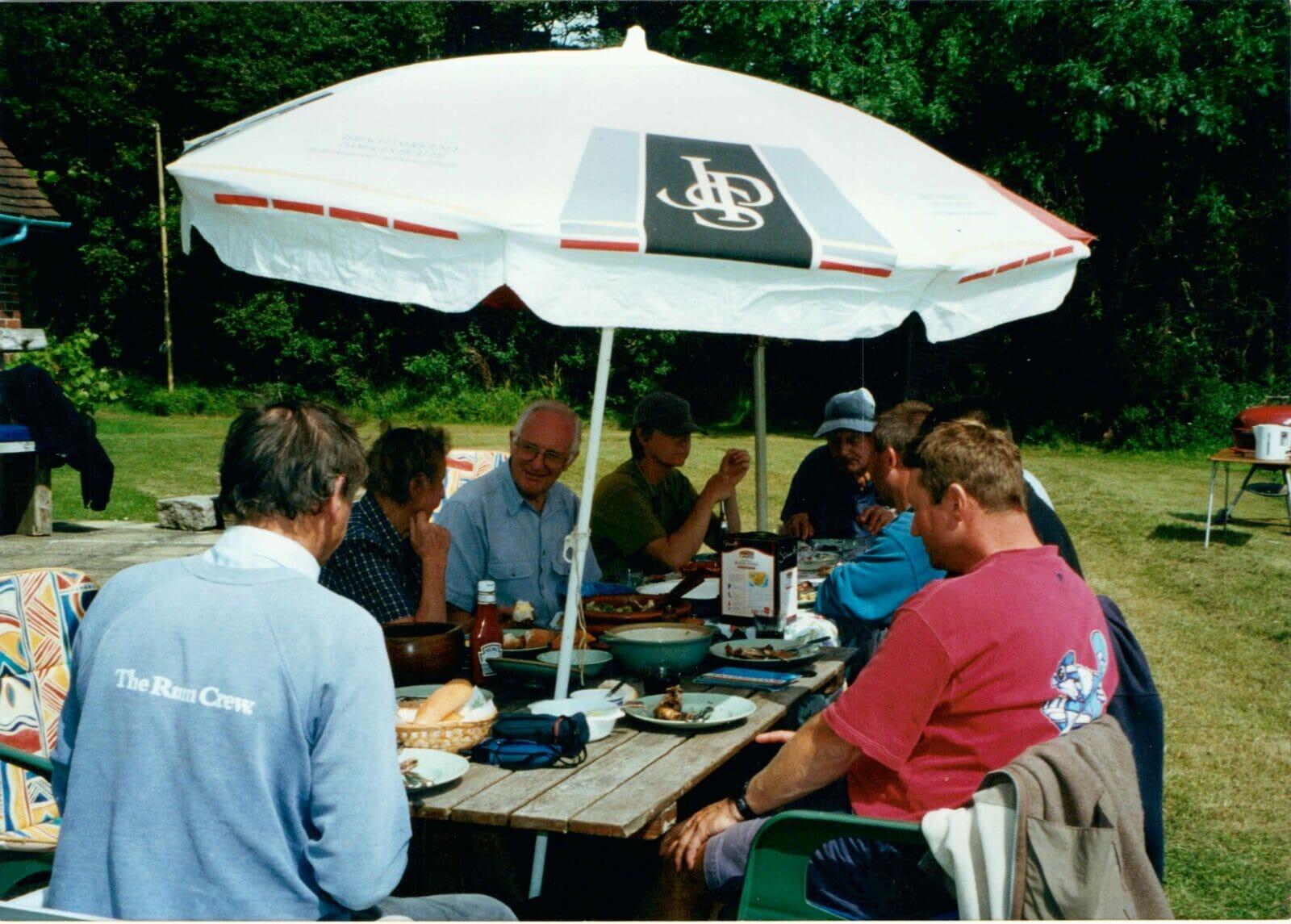 2000 South Coast Rally 1
