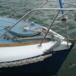 2005 AOA 50th Hamble 040 A162 bow