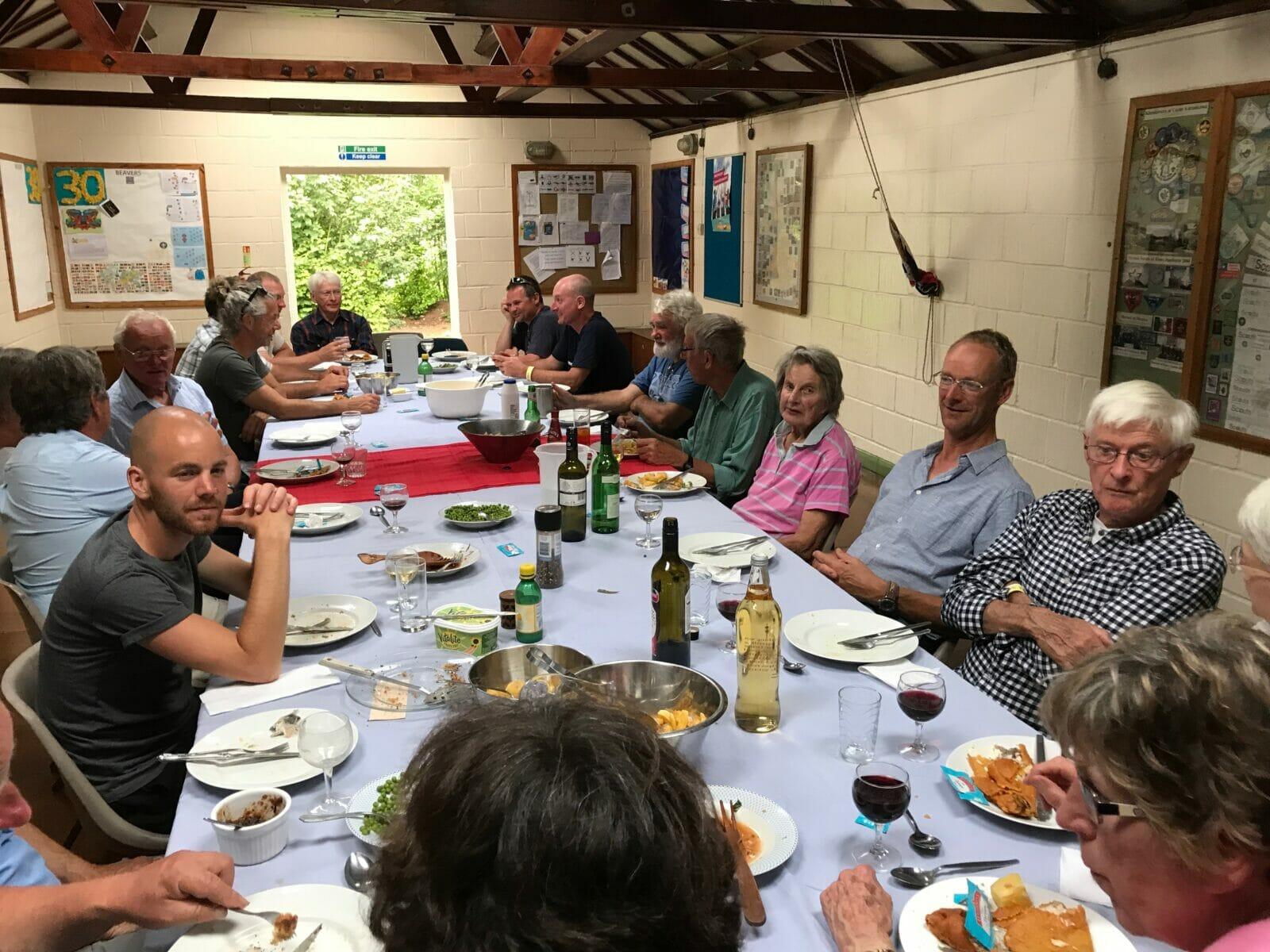 2017 EC Race Fish & Chip Supper
