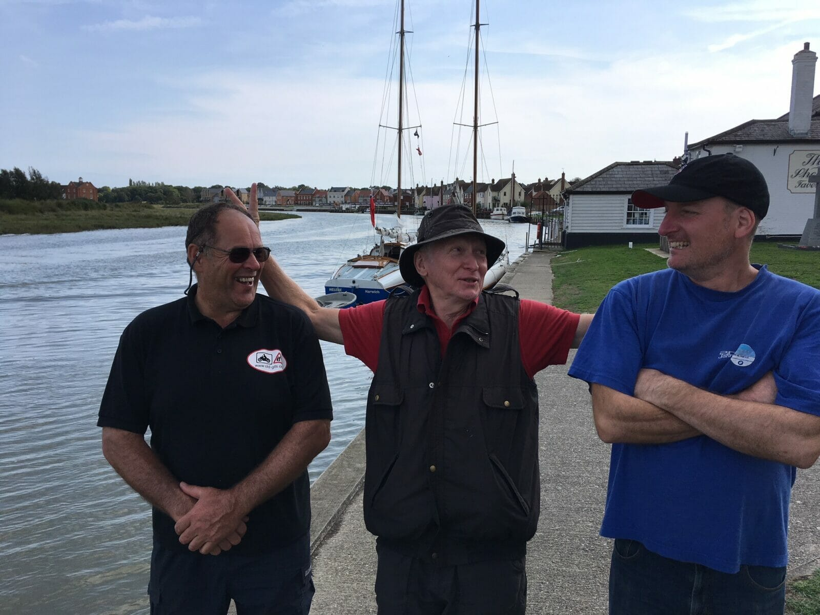 2018 CIC Alistair, Bernard and Nick
