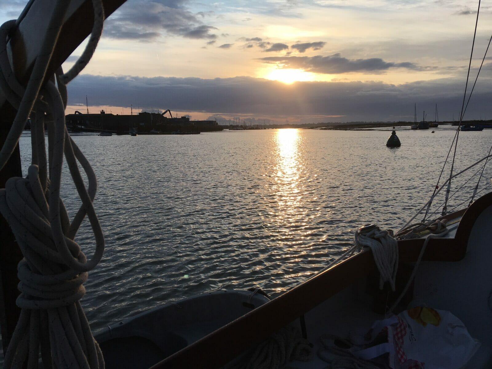 2018 CIC Brightlingsea Sunrise