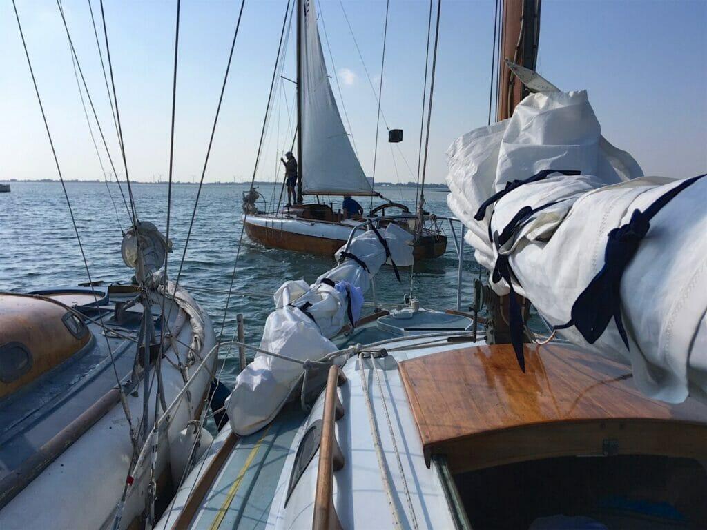 2018 West Mersea Race Morning