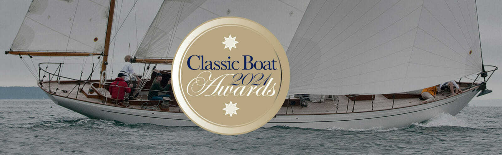 Mike Dixon and A1 nominated for Classic Boat Award - Vote Now!