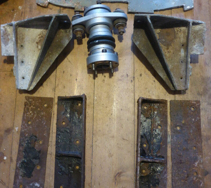 Engine Bearers