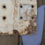 Main Bulkhead Backing Plate