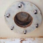 04 Cutting Holes Starboard forward