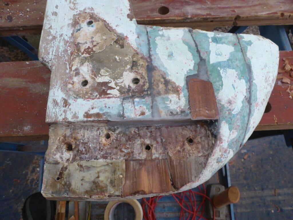 The Rudder Skeg
