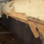 Port Side Repairs