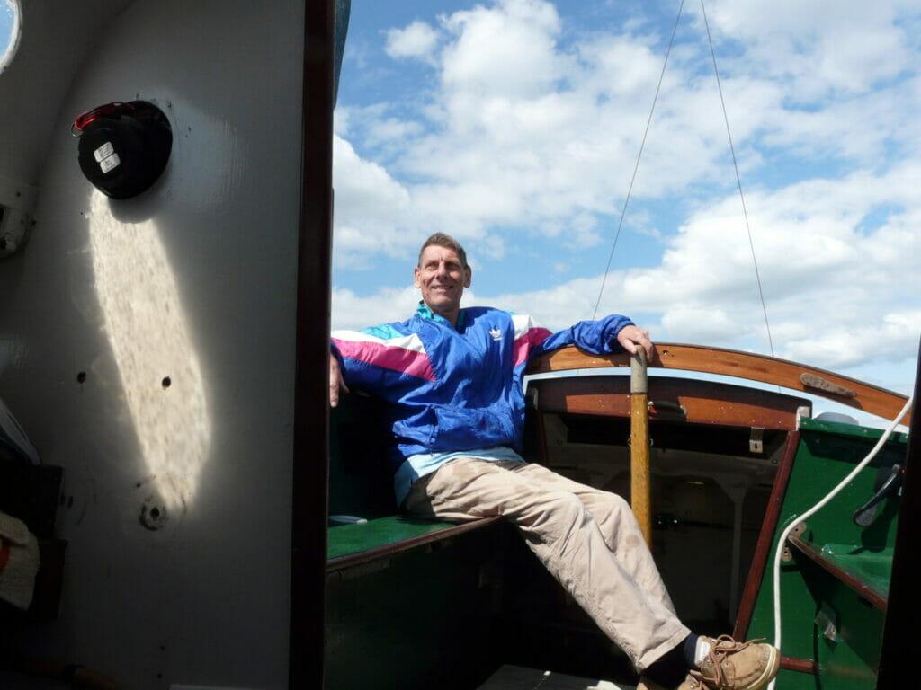 Sailing Aquilo II