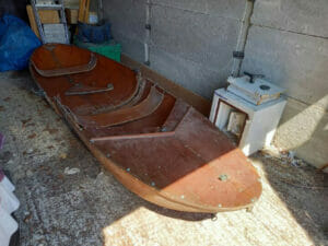 Pixie for sale - garage stored for 40 years