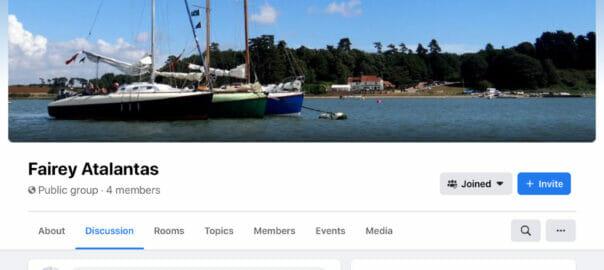 Facebook Atalanta Group