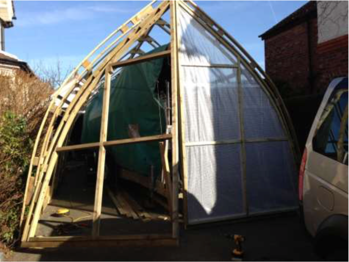 A17 Gambol Winter Shed