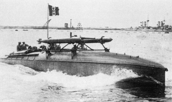 Coastal Motor Boat