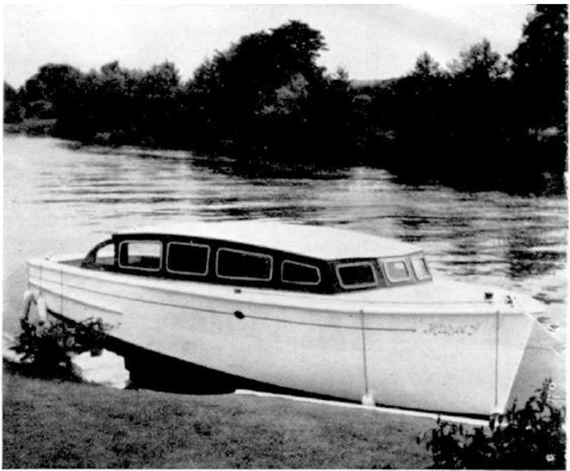 Hazel G - A94 in the early 1960s