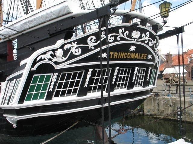 Inspiration for an Atalanta stern?